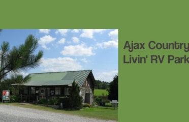 Ajax Country Livin'  RV Park