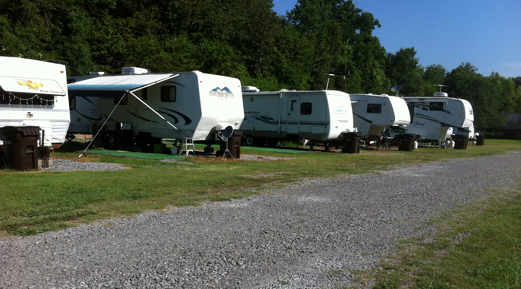 B and B RV Park