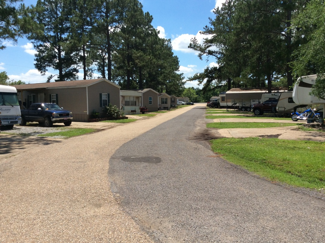 Baker's Mobile Home and RV Park