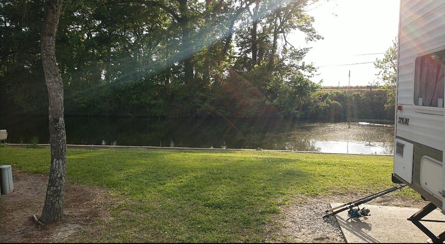 Bergeron's On-Bayou Campground