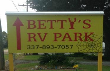 Betty's RV Park