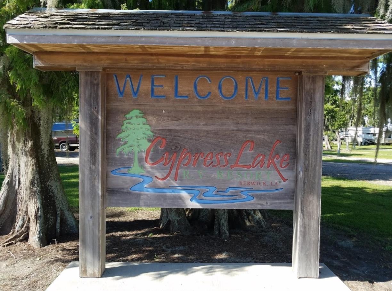 Cypress Lake Resort