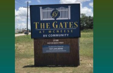 Gates at McNeese