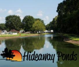 Hideaway Ponds RV Resort