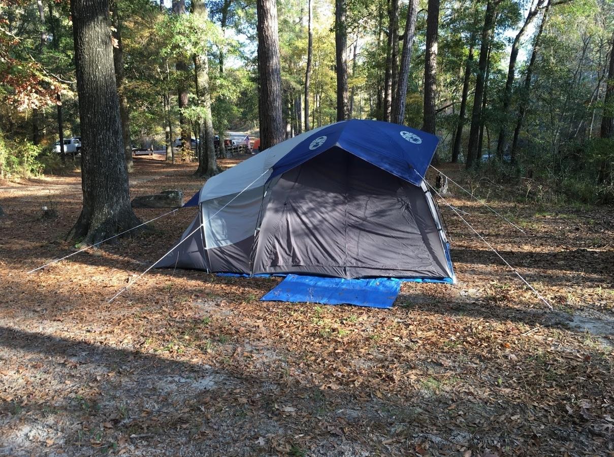 Kisatchie Bayou Campground