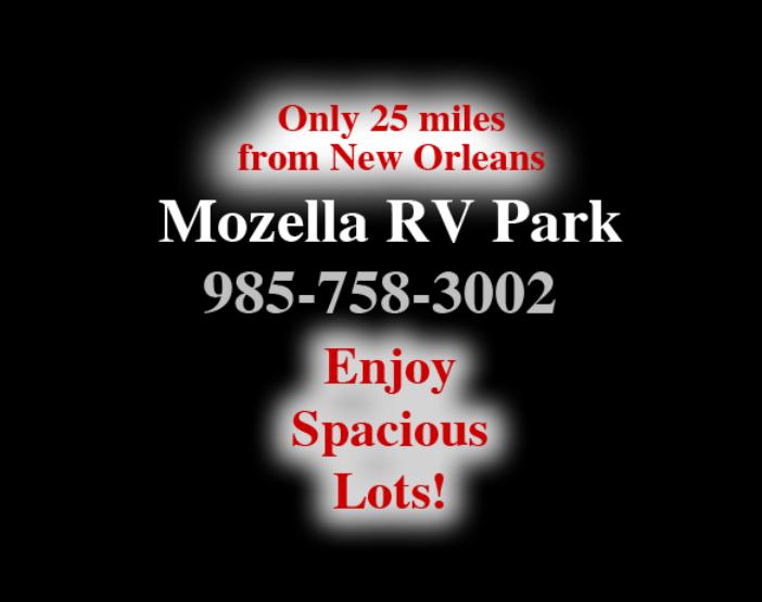 Mozella RV Park