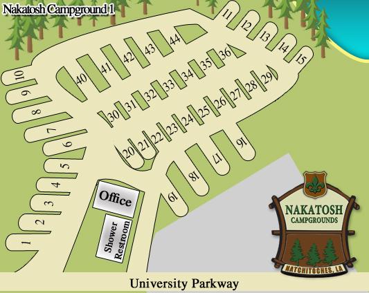 Nakatosh RV Park