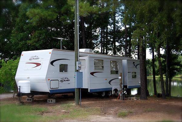 Nakatosh Campground #2
