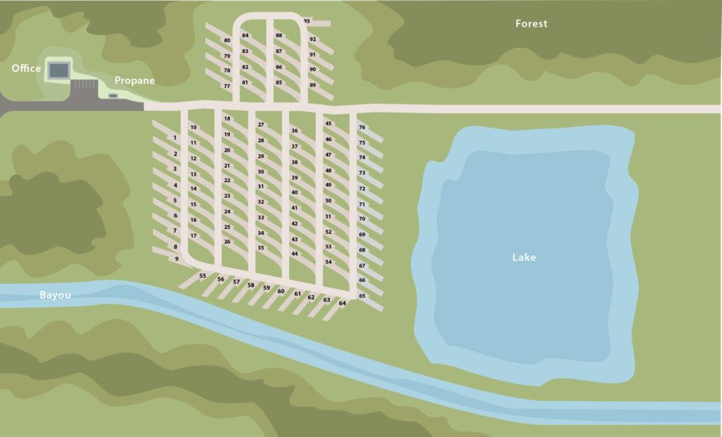 Osprey Lakes RV Park