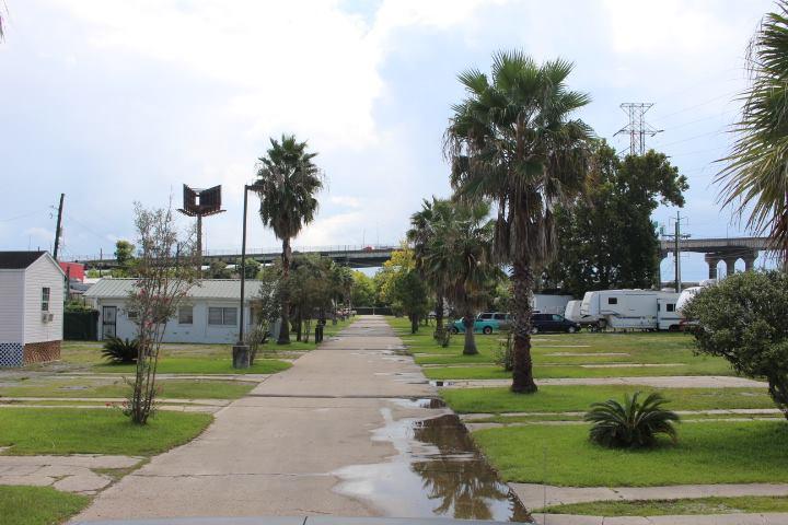 Pelican RV Park New Orleans