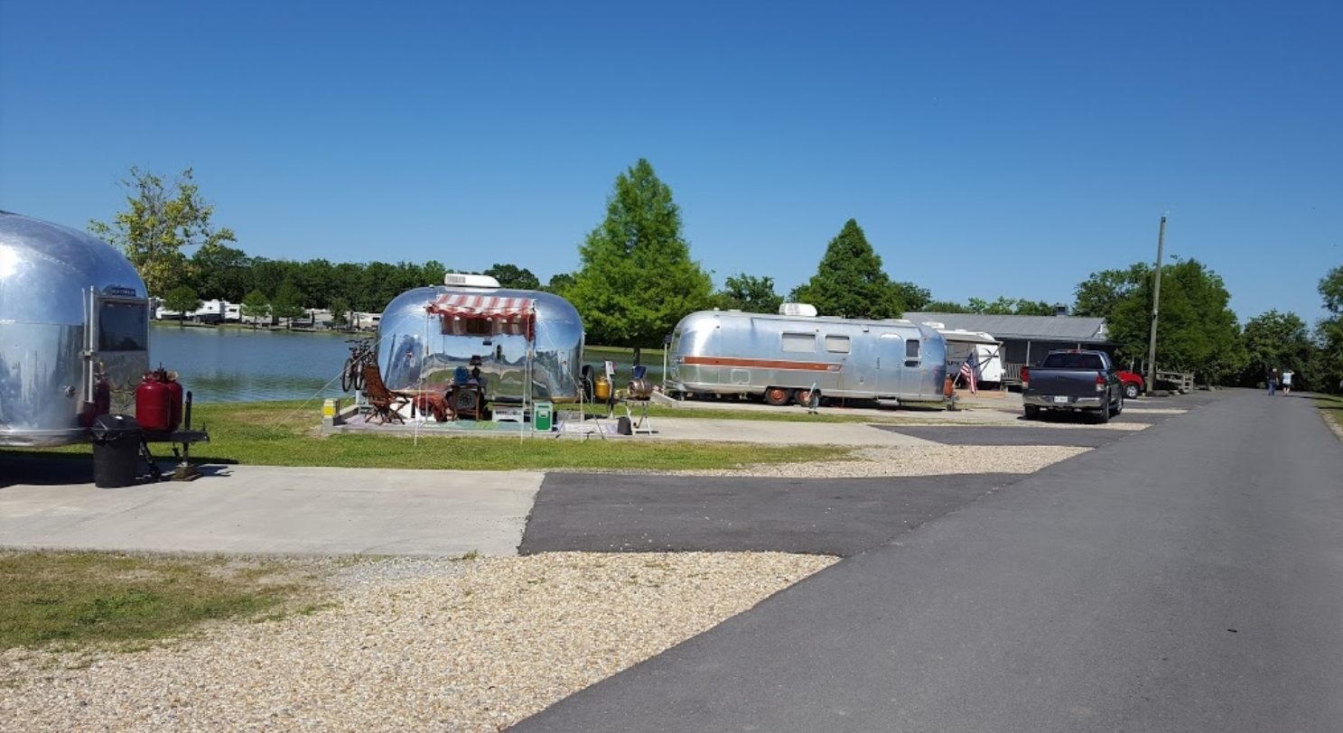 Poche's RV Park and Fishing