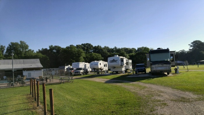 Punkin Lakeside RV Park