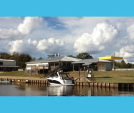 Red River Midway Marina St Maurice