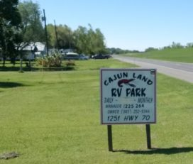 Cajun Land RV Park