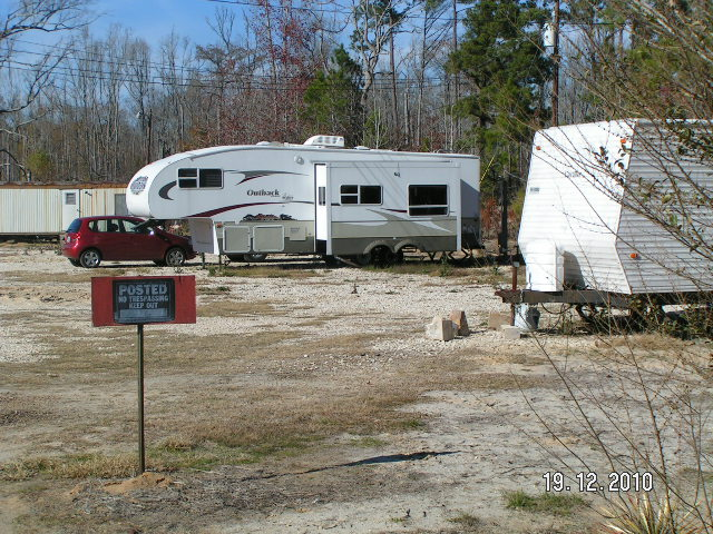 Hwy 8 Motel and RV Park