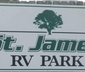 St James RV Park Louisiana