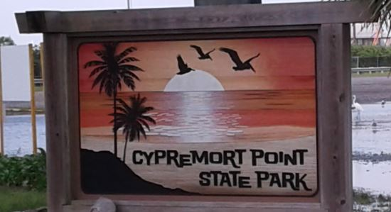 Cypremort Point State Park