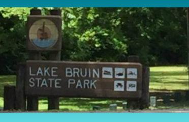 Lake Bruin State Park