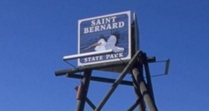 St. Bernard State Park