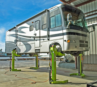 Stepper RV Service and Detailing