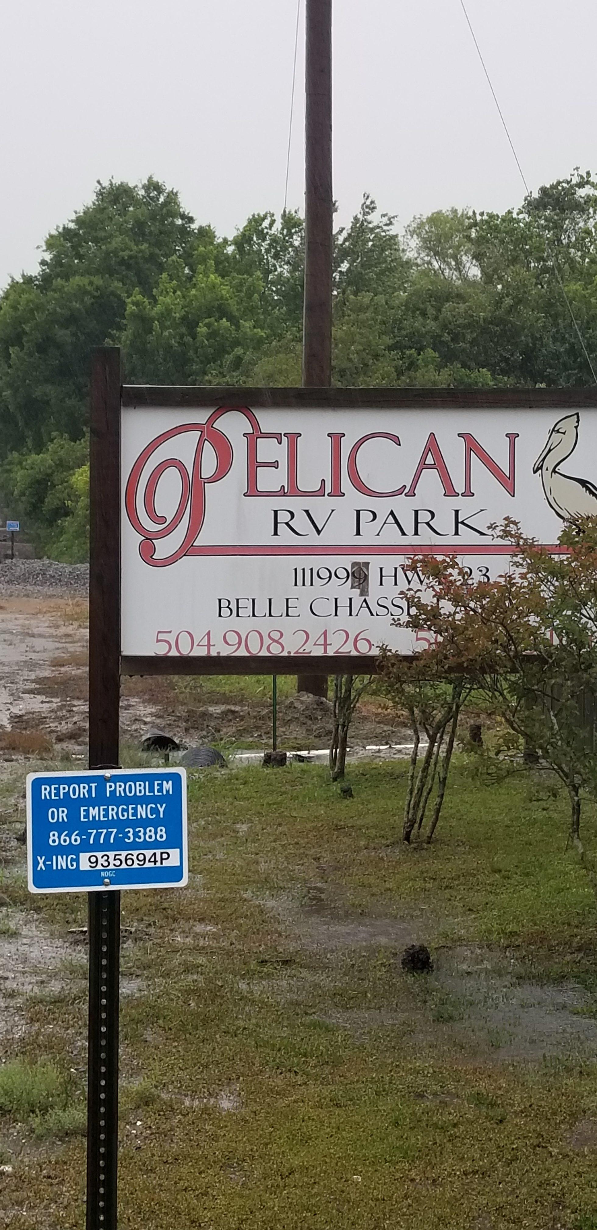 Pelican RV Park