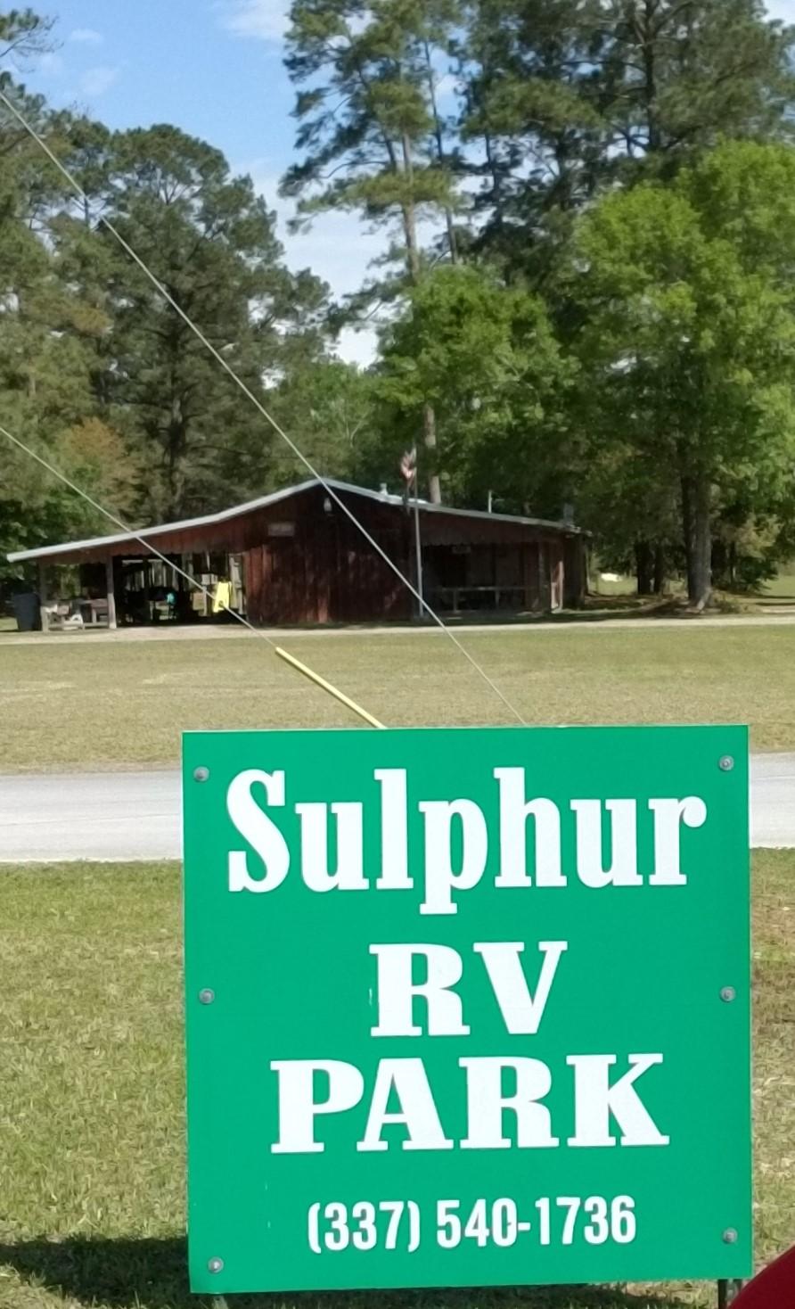 Sulphur RV Park