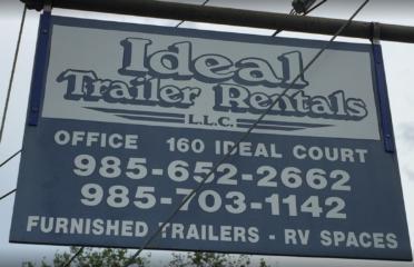 Ideal Trailer Rentals