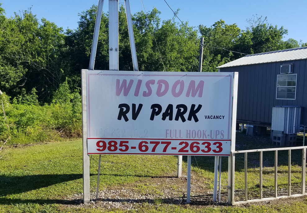 Wisdom RV Park